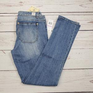 Democracy Girlfriend Curve Equality Jeans Sz 6 NWT